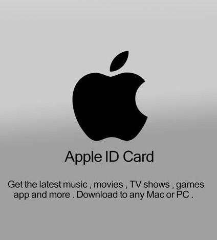 اپل آیدی نوع 1 ( 380000 تومان)