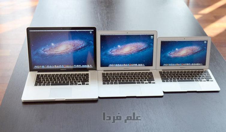 با انواع صفحه نمایش لپ تاپ آشنا شوید